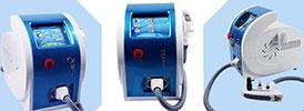 Рис. 1. Лазер для лечения грибка ногтей с длиной волны 1064нм
