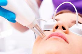 Рис. 3. Лазерная коррекция шрамов сочетается с другими косметическими процедурами